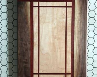 3 Wood Frame Style Cutting Board