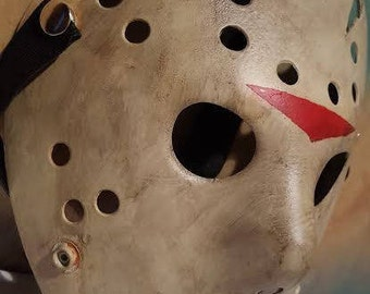Friday the 13th: Jason Voorhees replica hockey masks