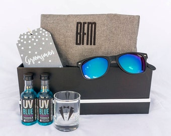 Groomsmen Bridal Box - Subscription Box