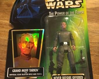 Star Wars Grand Moff Tarkin NIB