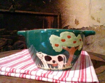 Alsace  - vintage French bowl