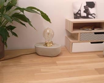 Lamp concrete Theta Lumi-Lily