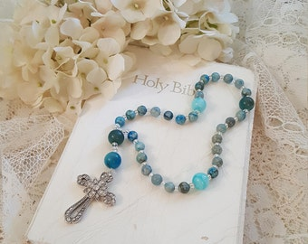 Anglican Prayer Beads - Ladies Rosary - Mercy