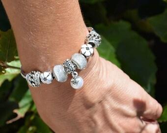 Pandora bracelet style, Pandora Bracelet , beautifull bracelet