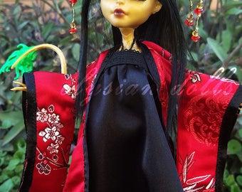 OOAK Monster High Doll - 小龍 (Xiǎolóng)