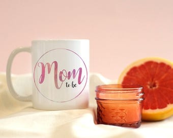 Mom To Be Mug, New mom Gifts, Mommy to be Gifts, Mommy Mug, Baby Shower Gift, New mom Mug, Pregnancy Announcement, Mom Gifts