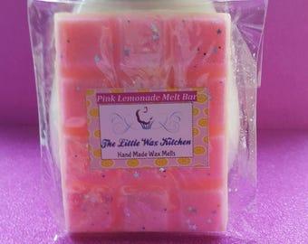 Pink Lemonade Wax Melt Bar