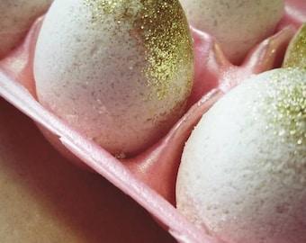 Gold Egg Bath Bomb