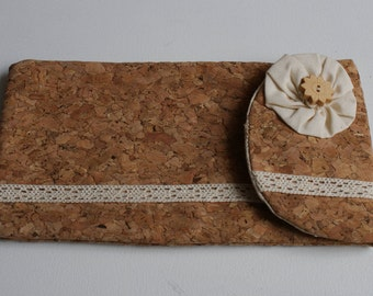 PencilCase - Romantic Cork