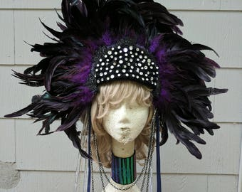 Plume Headdress