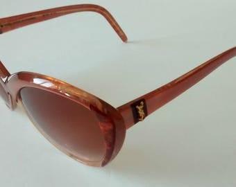 Vintage YSL 8702 P 74 Sunglasses (Yves St Laurent)