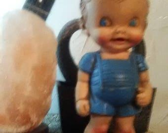 Vintage Sun Rubber Ruth E. Newton squeeze doll