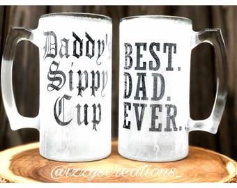 Custom Beer Glasses - Beer Mug - Bachelor Gift- Wedding Gift- Wedding Party