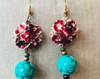 One-off vintage earrings