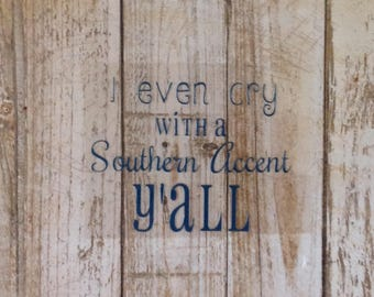 Southern Baby Sayings/Iron On/Vinyl Decals/Iron-ons/Personalize Onesies/DIY