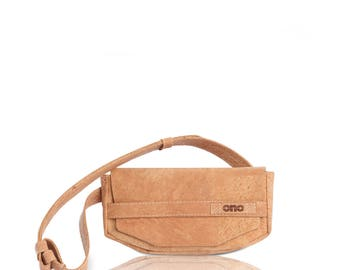 belly bag - bum bag - fanny pack - hip bag - sustainable, natural, fair