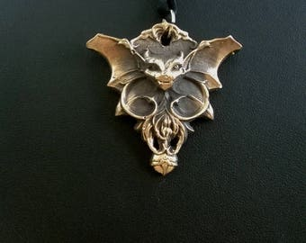 Batty Necklace