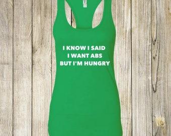 hungry workout shirt, workout shirt, workout tank, workout clothes, funny workout tank, funny workout shirts, gym shirt, funny gym shirt
