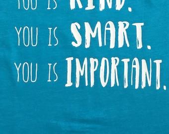 Kind, Smart, Important - Onesie