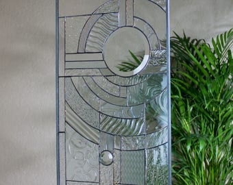 Stained Glass Door Etsy