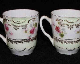Small ceramic Tea cup set