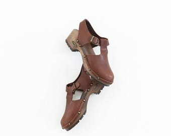 Vintage Fiorucci Shoes 70s Style - Second Hand Sandals