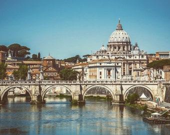 Vatican City, Rome Print