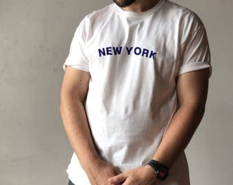 New York Tee -- New York Shirt | New York T-Shirt | New York Shirt | NY | NYC Shirt | New York | New York Shirt | New York TShirt | NY Shirt
