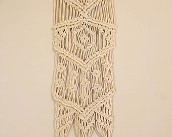 Macrame Boho Wall Decor