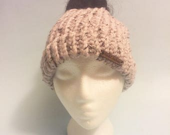 Adjustable Bun Hat