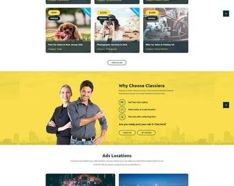Classified Ads WordPress Theme