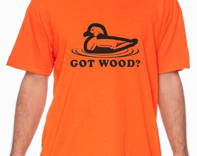 Hunting - Got Wood?