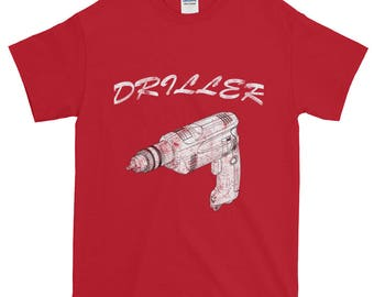 Driller Spartees Unisex Short-Sleeve T-Shirt