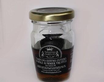 Whole Italian Black Summer Truffle 0,9 Oz / Tartufo Nero Estivo 25 g
