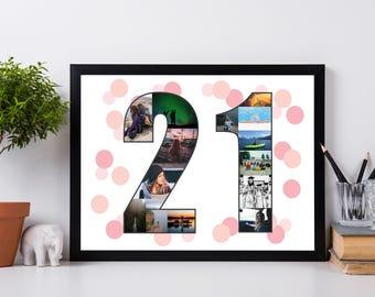 21 Personalisierte Poster Geschenk Fur Freundin Ideen Wohnheim Zimmer Mobel
