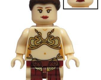 Princess Leia (Slave) (Custom LEGO)