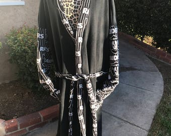 Raiders Robe