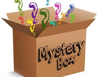 Mystery Box - 6 Items