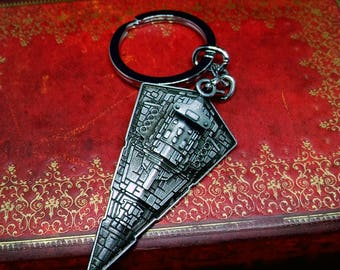 Star Wars Star Destroyer Keychain