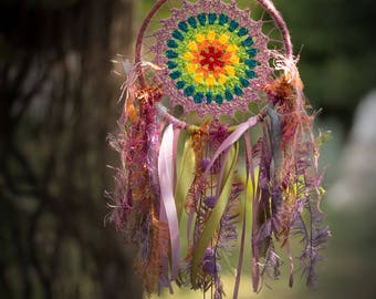 DreamCatcher boho dream catcher