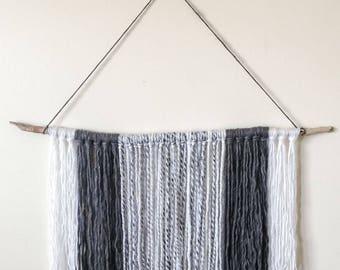 Logan: Yarn Wall Hanging