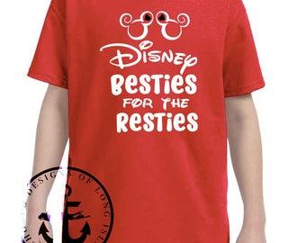 Disney Besties for the Resties - Tshirt