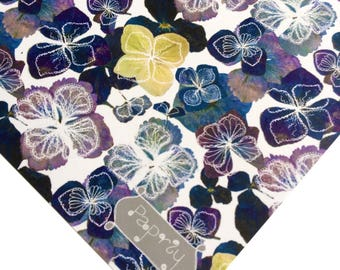Floral Wrapping Paper Hydrangea Heaven