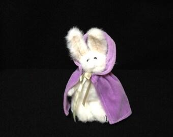 Boyds Bears Archive Collection - Columbine Purple Hare Bunny Rabbit