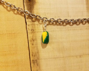 Corn Bracelet Charm
