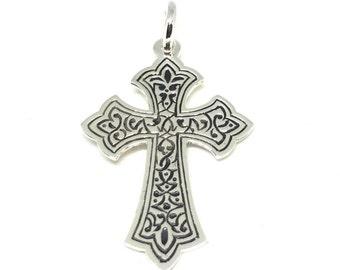 Gothic cross Pendant