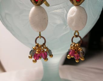Madonna earrings