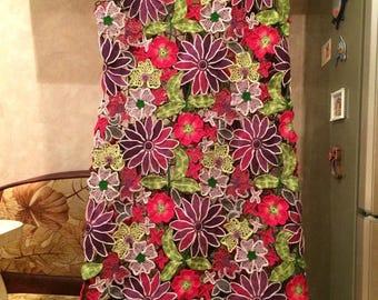Dress. Irish Lace