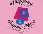 Shopping is My Happy Plac...