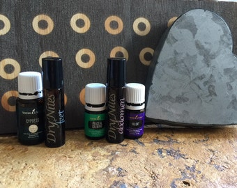 DRY NIGHTS! Young Living Essential Oil Roll On (Roller) in Fractionated Coconut Oil
